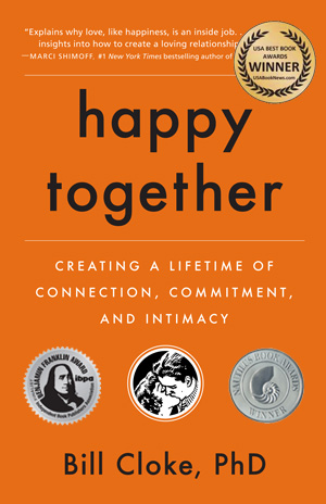 Happy Together winner of the 2012 Nautilus Silver Book Award in Relationships and the 2012 Silver Benjamin Franklin Award!