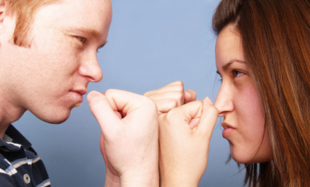 Can a Good Fight Save Your Relationship?